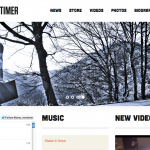 Tony Mortimer's  official website
